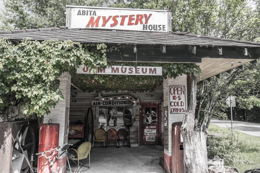 Abita Springs Mystery House